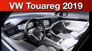 Touareg VW SUV | 2019 | redesign | interior | exterior | crossover |usa | canada| cargurus | top 10s