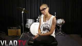 Skin Diamond Discusses Racism Between Ebony & White Scenes