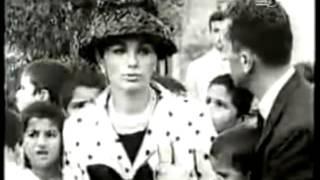 مصاحبه فرح پهلوی در پرورشگاه جمعیت کودکان بی سرپرست