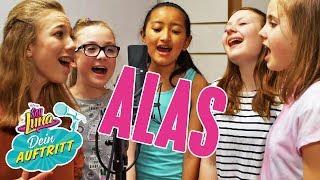 SOY LUNA Dein Auftritt - Musikvideo: ALAS | Disney Channel Songs
