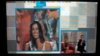 Reportaje de Viva la Mañana de lo que pasó en Miss Universo 2014