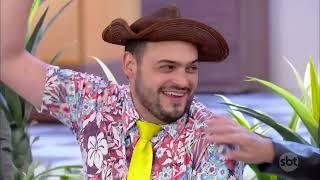 Matheus Ceará diz que Carlos Alberto é seu melhor amigo | A Praça É Nossa (15/06/17)