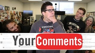 WE FIST OUR MOUTHS? - Funhaus Comments #51