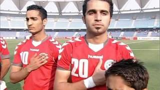 India vs Afghanistan (Highlights) SAFF Championships 2011