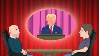 Joe & Jim's Hairy Moment - JRE Toons