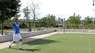 How to Do a Throw-In | Soccer Skills