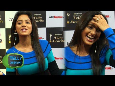 Xxx Mp4 Diya Aur Baati Hum Sandhya Aka Deepika Singh Turns Hot At Telly Awards 2014 3gp Sex