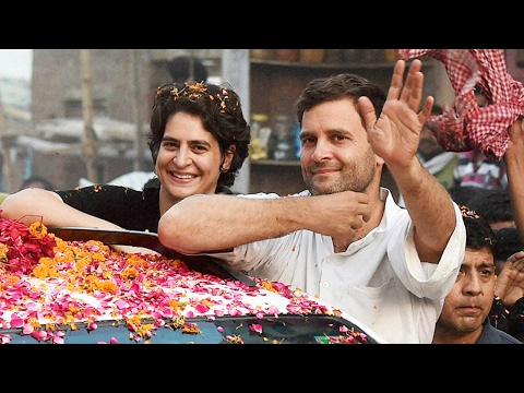 Rahul Gandhi, Priyanka Gandhi addresses rally in Raebareli, Uttar Pradesh | वनइंडिया हिन्दी