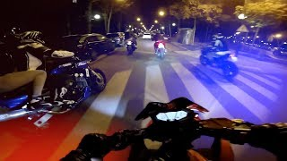 Stupid, Crazy & Angry People vs Bikers 2017 - Featuring CHRIS-RS Crazy Hit & Run