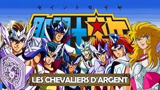 Saint Seiya, Les Chevaliers du Zodiaque - Sanctuary Film 3, Les Chevaliers d'Argent