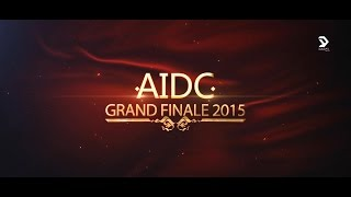 All India Dance Campionship (AIDC) Grand Finale Official Video 2015
