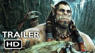 Warcraft - official - Trailer 2 (2016) (HD)