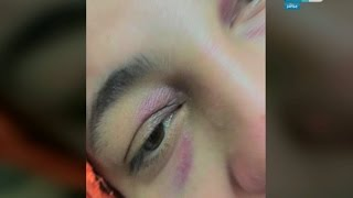 أخر النهار  سيدة تتعرض للأعتداء بقسوة  داخل مدرسة ولن تصدق من المتسبب فى ذلك !