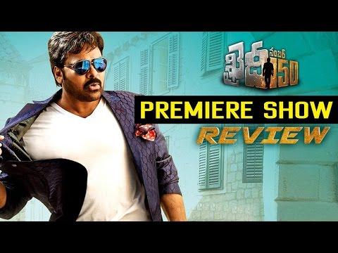 watch Khaidi no 150 Premiere Show Review and Rating | Chiranjeevi | V V Vinayak |  NH9 News