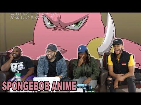 Xxx Mp4 If Spongebob Was An ANIME The SpongeBob SquarePants Anime OP 1 Reaction Review 3gp Sex