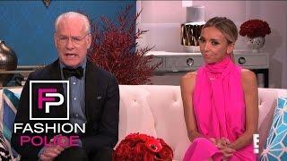 Fashion Police   Tim Gunn Slams Jennifer Lawrence's Look   E!