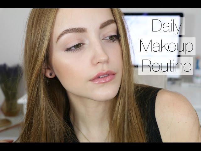 Minimal Fresh Makeup   Foundation-less, Long Wearing   Talk Through
