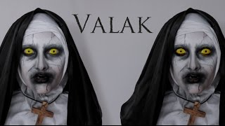 THE CONJURING 2 VALAK MAKEUP+ DIY COSTUME HALLOWEEN - By Indy
