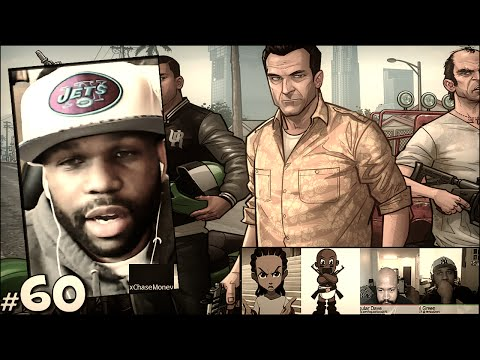 GMG Show 60 - Nobody Cares About GTA Heists? (Video Game News and Rumors), #GMG