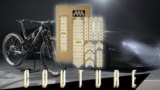 AMS Couture. New XL Frame Guard design