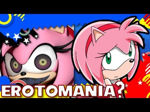 Sonic Theory Does Amy Rose Have Delusional Mental Disorders