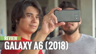 Samsung Galaxy A6(2018) Review