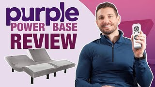 Purple Power Base Review | Adjustable Bed Frame (2019 UPDATED)