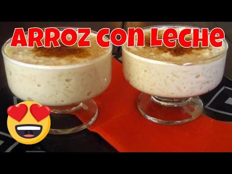 Arroz con Leche Cremoso Delicoso y Facil The Frugal Chef