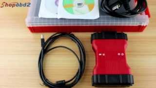 Ford VCM II Professional Scanner Video