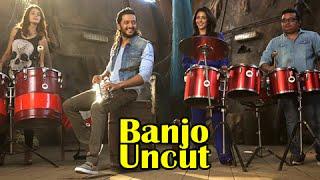 Banjo (UnCut) | Behind The Scenes | Ravi Jadhav's First Hindi Movie | Riteish Deshmukh