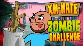THE XM-HATE ZOMBIE CHALLENGE ★ Call of Duty Zombies Mod