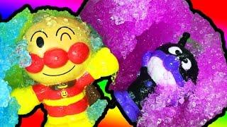 アンパンマン アニメおもちゃ スーパーボール お料理 人気動画21まとめ❤連続再生 Toy Kids トイキッズ animation anpanman