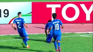 Altyn Asyr FC 2-0 JSW Bengaluru FC (AFC Cup 2018 : Inter-zone play-off SF Leg2)
