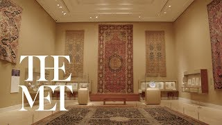 From Galleries To Storage (and Back): The Cycle Of Islamic Carpet Rotations