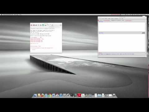 How to Download & install R and Rcmdr (FOR MAC USERS)