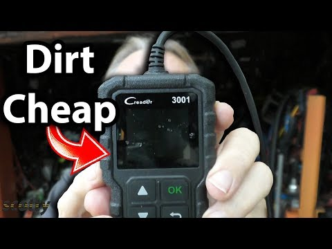 The Best Dirt Cheap Scan Tool You Can Buy, Cheaper Than a YouTube Comments Section