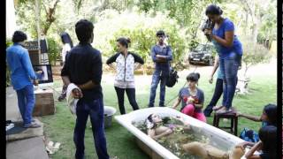 Tamil Actress Simran Photo Shoot Making Video