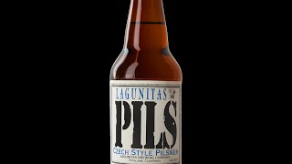 Louisiana Beer Reviews: Lagunitas Pils