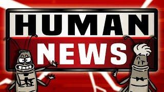 HUMAN NEWS / Noticias Humanas / PÉSAME STREET