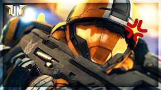Halo 5 - MY WEAPON IS BROKEN!