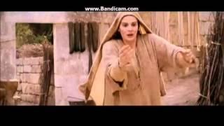Paixão de Cristo - Mel Gibson - Cena Maria