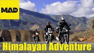 Himalayan Motorcycle Adventure - Full movie
