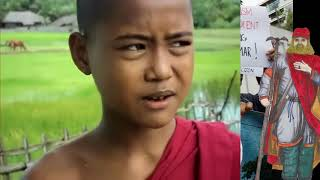 The Rohingya issue in Myanmar