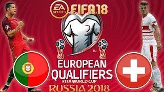 Portugal vs Iran - 2018 FIFA World Cup Russia - Fifa18