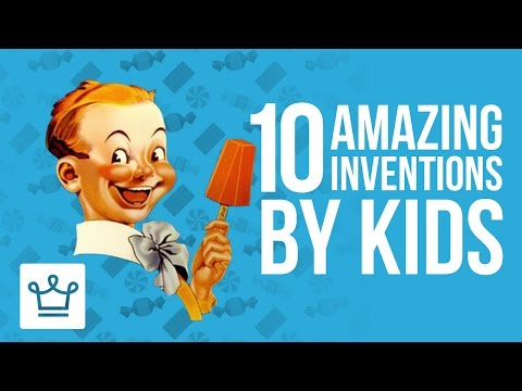 10 Amazing Inventions By Kids You