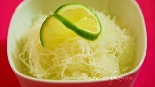 Faloodeh (faloodeh shirazi) falooda recipe