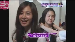 "YoonYul Moment 윤율 #1 - ""I just like listening to Yoona talk."""