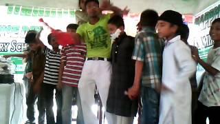 School function islamia public sec school N.N karachi