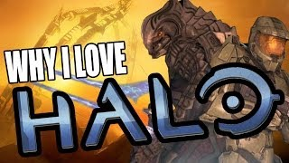The Halo Series - Why I Love It (Part 1/2: Story, Lore, and Narrative)