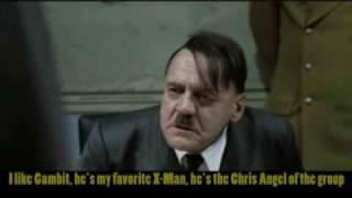 Hitler reacts to Disney buying marvel